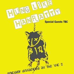Venue: Hung Like Hanratty | THE VICTORIA BIKERS PUB COALVILLE  | Fri 21st May 2021