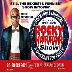 Venue: The Rocky Horror Show | Peacock Theatre  London   | Wed 27th October 2021