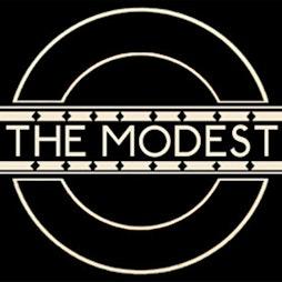 The Modest Tickets | Rising Sun  Castleford  | Sun 15th August 2021 Lineup