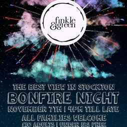 Finkle & Green's Stockton Firework Display  Tickets | Finkle And Green Stockton-on-Tees  | Sun 7th November 2021 Lineup