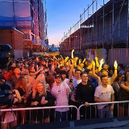 End of Exams Yard Party   24 Kitchen Street Liverpool    Thu 27th May 2021 Lineup
