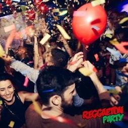 Reggaeton Party - Leeds   HiFi Club Leeds    Sun 8th May 2022 Lineup