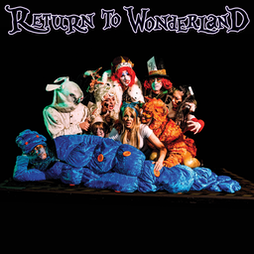 Return to Wonderland Tickets | Beaver Works Leeds  | Mon 19th July 2021 Lineup