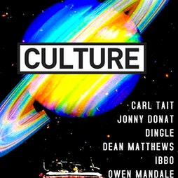 CULTURE 25th OF SEPTEMBER Tickets   The Brickyard Carlisle    Sat 25th September 2021 Lineup