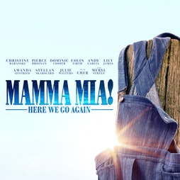 MAMMA MIA 2 @ Daisy Dukes Drive In Cinema  Tickets | Redcar Racecourse Redcar   | Sun 18th April 2021 Lineup