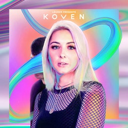 Koven - 'Butterfly Effect' Album Showcase - EXTRA DATE Tickets | Colours Hoxton London  | Fri 22nd October 2021 Lineup