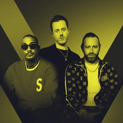 WAH & Chibuku presents Chase & Status (DJ Set) + More TBA Tickets | Invisible Wind Factory Liverpool  | Sat 9th October 2021 Lineup