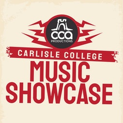 Carlisle College Music Showcase Tickets   Old Fire Station Carlisle    Wed 20th October 2021 Lineup