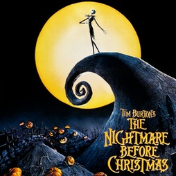 THE NIGHTMARE BEFORE CHRISTMAS Tickets   Filton Airfield Bristol    Fri 29th October 2021 Lineup