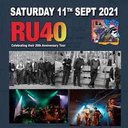 RU40 - UB40 Tribute  Tickets | Hamworthy Labour Club Poole  | Sat 11th September 2021 Lineup