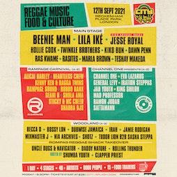 City Splash Festival - Beenie Man, Lila Iké, Jesse Royal Tickets   Beckenham Place Park Beckenham, Greater L    Sun 12th September 2021 Lineup