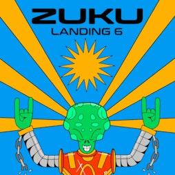 Reviews: zuku - louis jay & reeshy  | North Shore Troubadour Liverpool  | Sat 7th August 2021