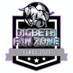 Digbeth Fan Zone - Euros 2021 - England vs Croatia 13/6/21 Tickets   Secret Space Digbeth, Birmingham    Sun 13th June 2021 Lineup