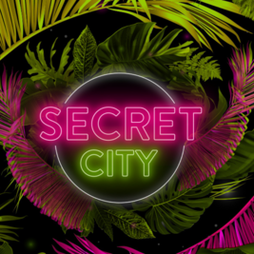 SecretCity - The Meg (9pm) Tickets | Event City Manchester  | Fri 7th May 2021 Lineup
