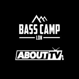 Bass Camp x About TV Presents: Tsuki, Shapes & more! Tickets   The Prince Of Wales Brixton London    Fri 15th October 2021 Lineup