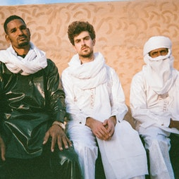 MDOU MOCTAR Tickets | Hare And Hounds Birmingham  | Thu 7th April 2022 Lineup