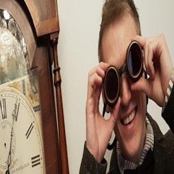 Venue: The Time Traveller | Wardown Park Museum Luton  | Wed 11th August 2021
