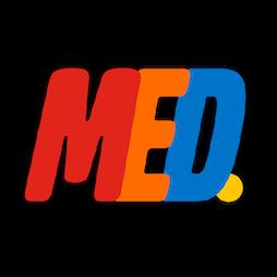 Medication Tickets | Electrik Warehouse Liverpool  | Fri 30th July 2021 Lineup