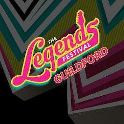 The Legends Festival - Stoke Park, Guildford Tickets | Stoke Park Guildford  | Sat 28th August 2021 Lineup