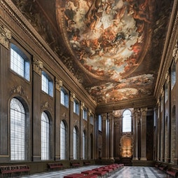 The Painted Hall | Old Royal Naval College Greenwich Greenwich  | Mon 24th May 2021 Lineup