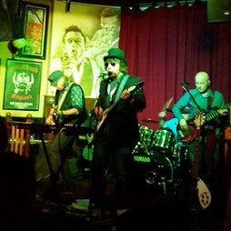 The Petty Heartbreakers (Tom Petty Tribute) | Backstage At The Green Hotel Kinross  | Sat 30th October 2021 Lineup