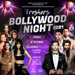 Freshers Bollywood Night 2021 // Glasgow Tickets | The Classic Grand Glasgow  | Fri 8th October 2021 Lineup
