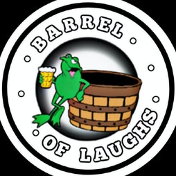 Saturday Barrel of Laughs Tickets | Frog And Bucket Comedy Club Manchester  | Sat 12th June 2021 Lineup