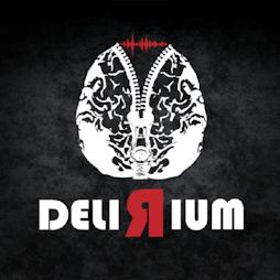 Delirium  Tickets | Sunbird Records Darwen  | Sat 2nd October 2021 Lineup