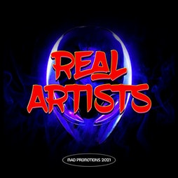 Real Artists Tickets   North Shore Troubadour Liverpool    Fri 23rd July 2021 Lineup