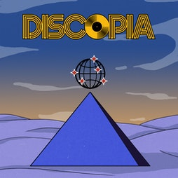 Discopia: The Return Tickets | The Bread Shed Manchester  | Fri 25th June 2021 Lineup