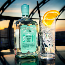 Brighton Gin Tasting Flight   British Airways I360 Brighton    Wed 29th September 2021 Lineup