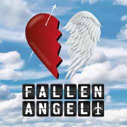 Fallen Angel  Tickets | The DriveINSIDE Trafford Centre Theatre Manchester  | Fri 9th April 2021 Lineup