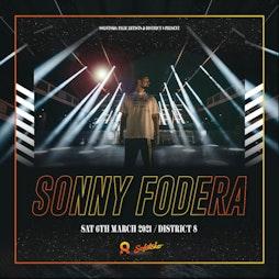 Venue: sonny fodera pres solotoko 2021 tour - Dublin (extra date) | District 8 Dublin  | Sat 16th October 2021