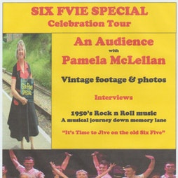 SIX FIVE SPECIAL Tickets   Lauriston Hall Edinburgh    Wed 11th August 2021 Lineup