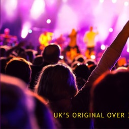 The Over 30's Club Classics Party Night | The Winning Post Twickenham  | Sat 9th October 2021 Lineup