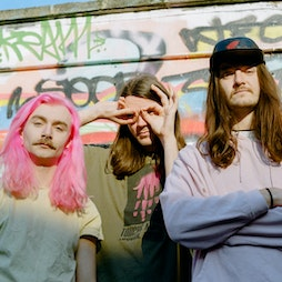 Gender Roles + Pillowhead + Regal Cheer Tickets   The Black Prince Northampton    Wed 27th October 2021 Lineup