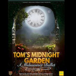 Tom's Midnight Garden - A Midsummer Ballet | Worth Park Gardens Crawley  | Sat 31st July 2021 Lineup