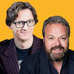 Best of the Fest Featuring Ed Byrne and Hal Cruttenden Tickets | Chester Comedy Festival At Chester Racecourse Chester  | Sun 18th July 2021 Lineup