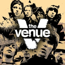 TUESDAY: Oasis Vs Stone Roses SIT DOWN DISCO Tickets | The Venue Nightclub Manchester  | Tue 25th May 2021 Lineup
