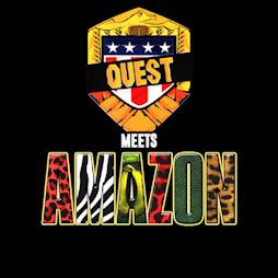 Venue: Quest Meets Amazon | LAB11 Birmingham  | Sat 1st May 2021