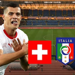 Euro 2020: Matchday 2 - Group A & Group B Ft. Italy vs Suisse Tickets   HWK  THE LOT LONDON    Wed 16th June 2021 Lineup