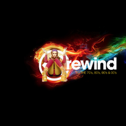 Rewind Back To The 70s, 80s, 90s, 00s and More Tickets   The Liquid Room Edinburgh    Sat 6th November 2021 Lineup