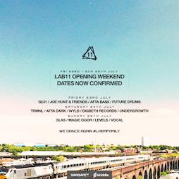 LAB11 REOPENING WEEKEND 2021 Tickets | LAB11 Birmingham  | Fri 23rd July 2021 Lineup