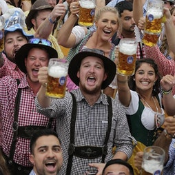 Oktoberfest Comes to Cardiff! Tickets   Vale Sports Arena Cardiff    Sat 9th October 2021 Lineup