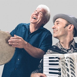 Ian McMillan and Luke Carver Goss - Between You And Me Tickets | Black Dyke Mills Heritage Venue Queensbury, Bradford  | Fri 9th July 2021 Lineup