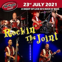 Rockin the Joint Tickets | Hamworthy Labour Club Poole  | Fri 23rd July 2021 Lineup