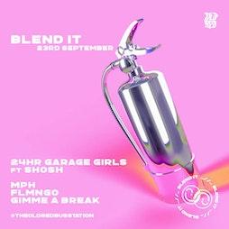 Venue: 24hr Garage Girls ft Shosh, MPH, Flmngo & Gimme A Break | The Old Red Bus Station Leeds  | Thu 23rd September 2021