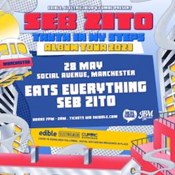 Social Avenue Indoor Series: Eats Everything & Seb Zito Tickets | Social Avenue Trafford Park  | Fri 28th May 2021 Lineup