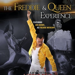 The Freddie and Queen Experience  Tickets | Hamworthy Labour Club Poole  | Sat 30th October 2021 Lineup