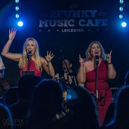 Reviews: Ministry Of Soul - The Sound Of Motown, Soul & Disco | 2Funky Music Cafe Leicester  | Fri 14th May 2021